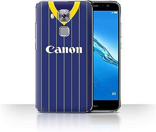 Phone Case/Cover for Huawei Nova Plus/Hellas Verona Design/Retro Soccer Jersey/Shirt European Collection