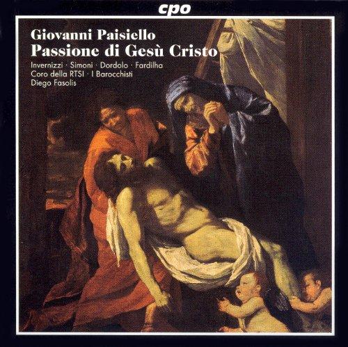 La passione di Gesu Cristo: Part I: Duet: Vi sento, oh Dio, vi sento, rimproveri penosi (Pietro, Maddalena)