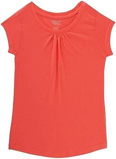 Girls' Short Sleeve Crewneck T-Shirt Tee