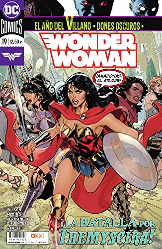 Wonder Woman núm. 33/19 (