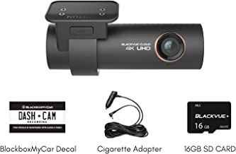 Blackvue DR900S-1CH | 4K Dashcam | 1-Channel | 16GB SD Card
