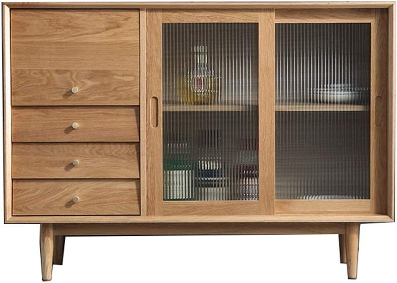 Kitchen Storage Free shipping on posting reviews Sideboard Antique Stackable Ranking TOP13 Cup Cabinet for Home