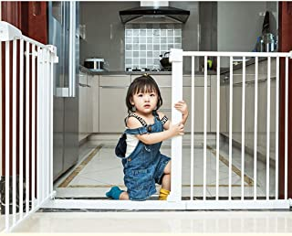 Telescopic Baby Gates for Stairs Fence Home Indoor Protection Door Children Baby Kitchen Fence Free Punch