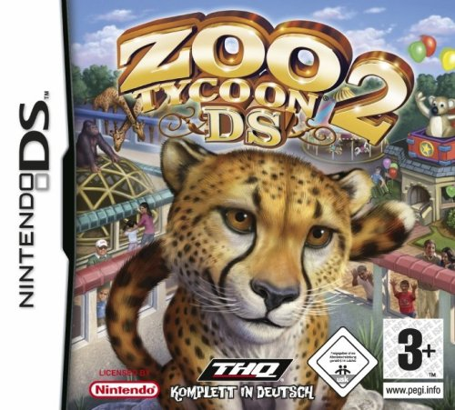 Zoo Tycoon 2 [import allemand]