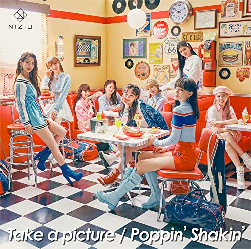 【Amazon.co.jp限定】Take a picture/Poppin' Shakin' (初回生産限定盤B) (メガジャケ付)