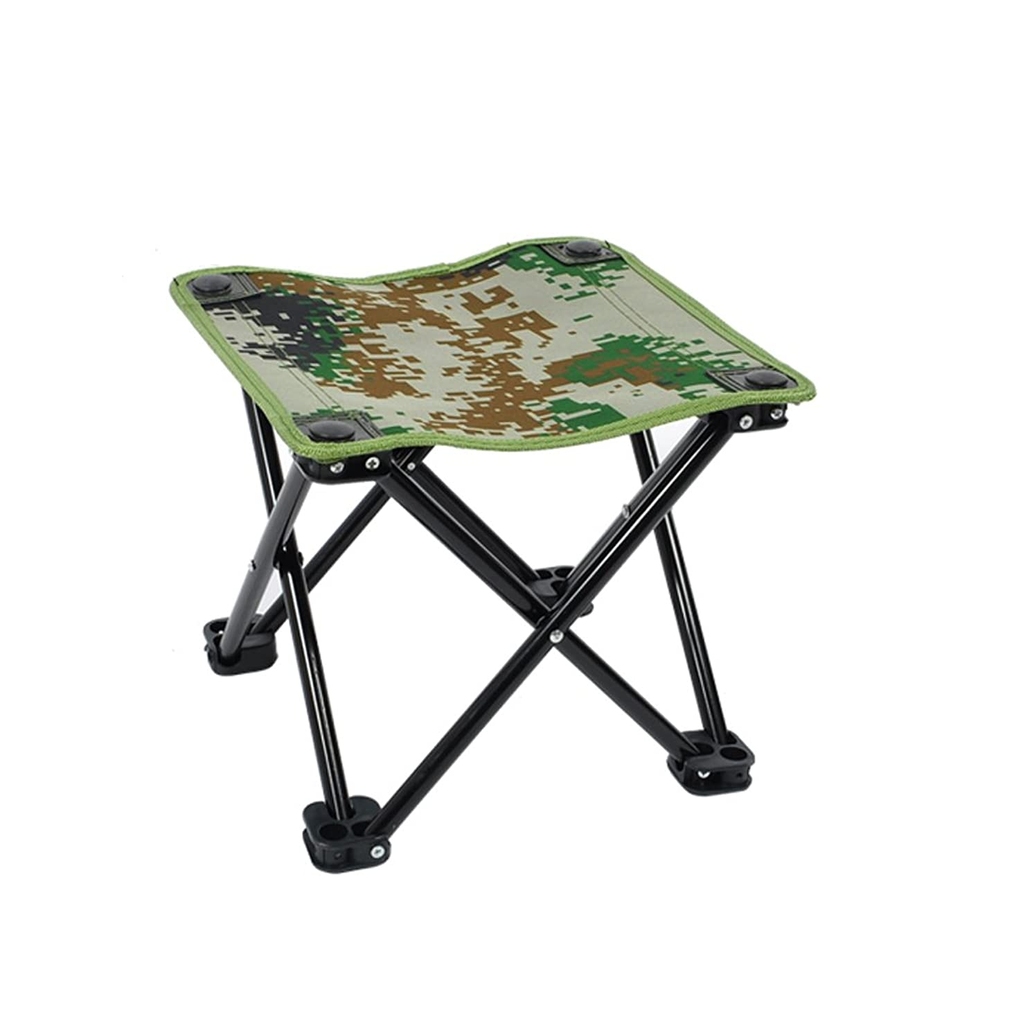 オーガニック幻影フェザーNYDZDM 屋外折りたたみ椅子ポータブル折り畳み式キャンプトラベルチェア釣りスツールバックパックシートスツール (Color : 2#)