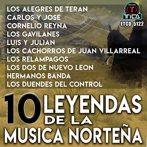 10 Leyendas de Musica Norteña