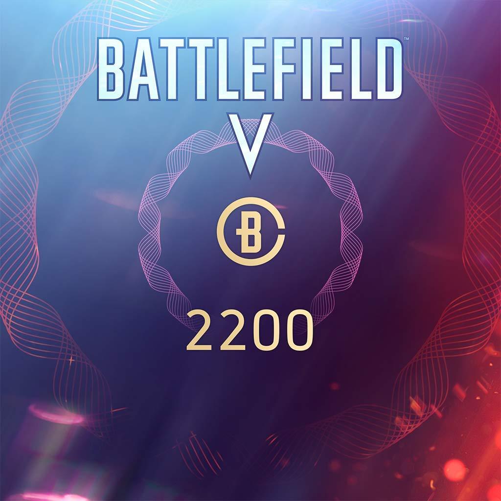 BATTLEFIELD V - 2200 BATTLEFIELD CURRENCY - [PS4 Digital Code]