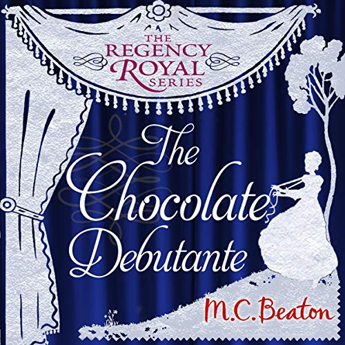 The Chocolate Debutante cover art