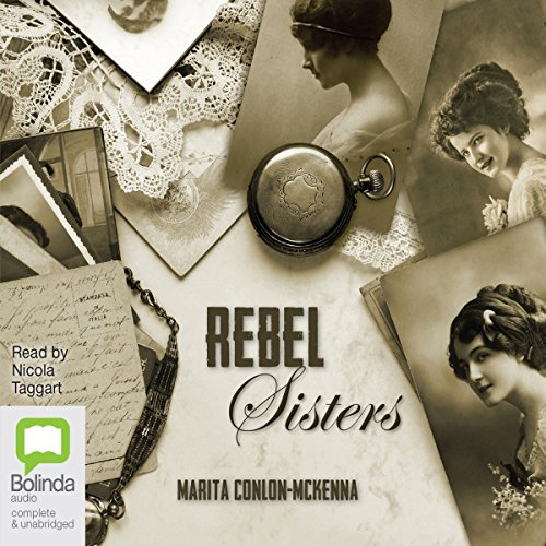 Rebel Sisters cover art