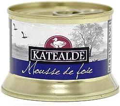 Katealde Mousse De Foie (50% Foie), 130 g