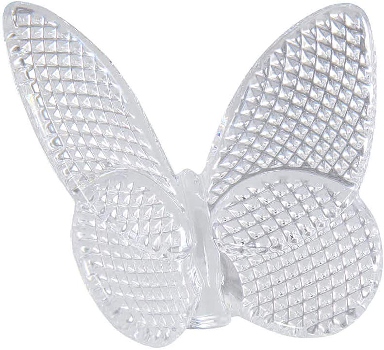 Baccarat Diamant Clear Lucky Butterfly