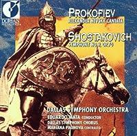 Prokofiev:Alexander Nevsky