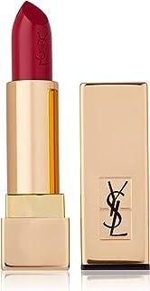 Yves Saint Laurent Rouge Pur Couture Pure Colour Satiny Radiance Lipstick No. 4 Rouge Vermillon for Women, 0.12 oz, 3.6 milliliters