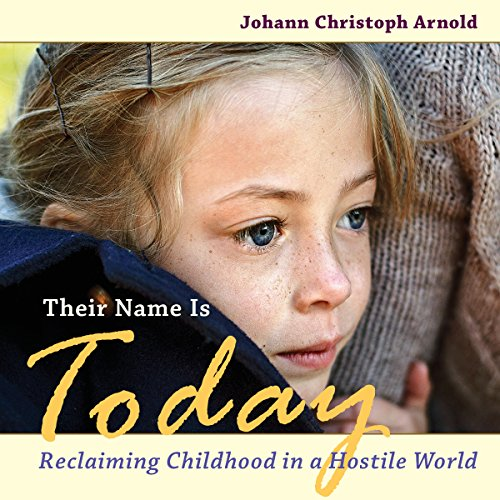 Their Name Is Today audiobook cover art