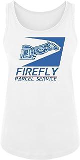 BSW Youth Boys Firefly Parcel Service TV Show USPS Parody Zip Hoodie