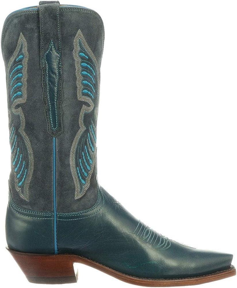Lucchese Women's Evangeline Western Boot Snip Toe