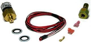 BD Diesel Performance 1081130 Red Low Fuel Pressure LED Alarm Kit