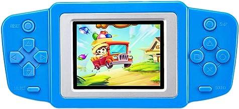 ZHISHAN Niños Consolas de Juegos de Mano Portátil Retro Handheld Game Console 2.5