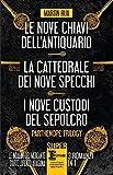 Parthenope trilogy: Le nove chiavi dell'antiquario-La cattedrale dei nove specchi-I nove custodi del sepolcro