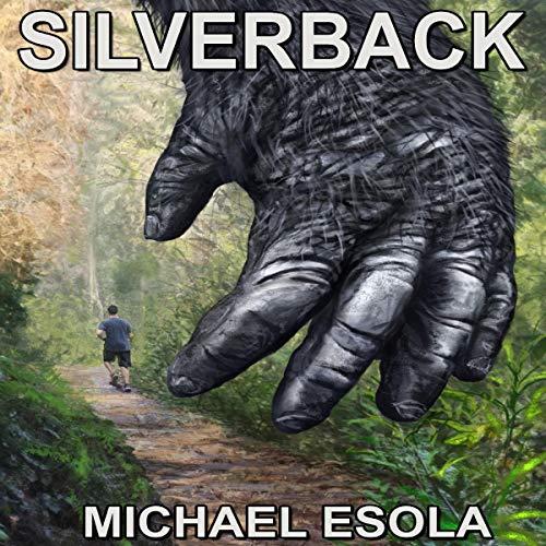 Silverback audiobook cover art