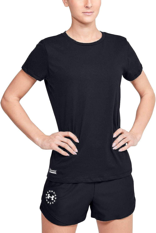 Under Armour Women's Cotton Cheap bargain OFFicial shop Tac T-Shirt