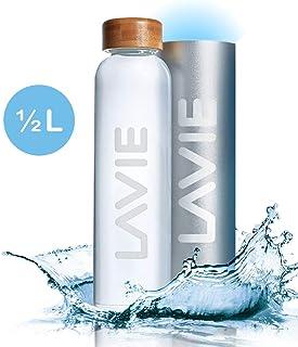 LaVie 2GO Aluminium (0.5 L) Innovative Portable Tap Water