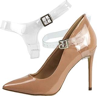 ShooStraps Sangles Ceintures Réutilisable Amovibles de Chaussure - Chaussure titulaire pour maintenir en place des chaussu...