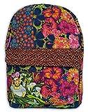 Mochila Mujer pequeña Casual, Bolso Paseo / Viajes / Fiestas / Aventuras. Moda Mujer Frida Kahlo Elegante, Bolsa de Viaje Bolsa de Escuela Bolsa Vintage y Colores Originales