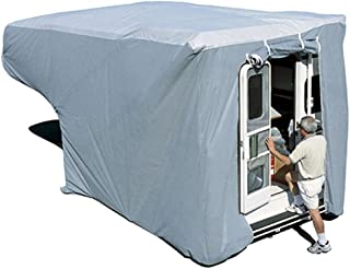 ADCO 12263 SFS Aqua Shed Truck Camper Cover - 10' to 12' , Gray, Large - 214