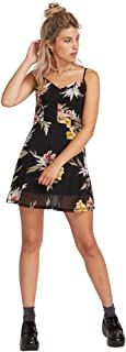 Women's Slushy House Printed Dress