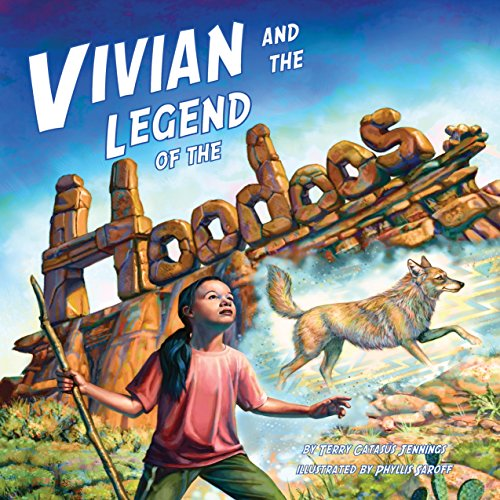 Vivian and the Legend of the Hoodoos copertina