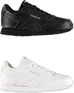 Official Brand Reebok Classic Glide Trainers Juniors Boys Shoes Sneakers Kids Footwear