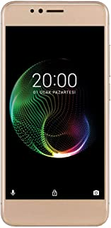 Vestel Venus E3 16Gb Cep Telefonu,Altın