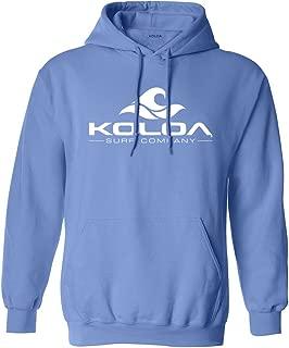 Koloa Surf Wave Logo Hoodies - Hooded Sweatshirts. in Sizes S-5XL