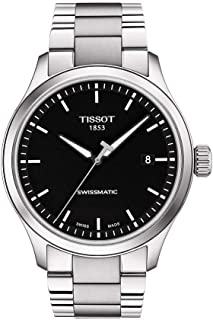 mens Tissot Gent XL Stainless Steel Casual Watch Grey T1164071105100