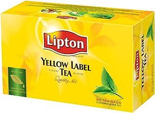 Schwarzer Tee von Lipton - 50 Beutel // Lipton -Herbata Czarna 50szt woreczków