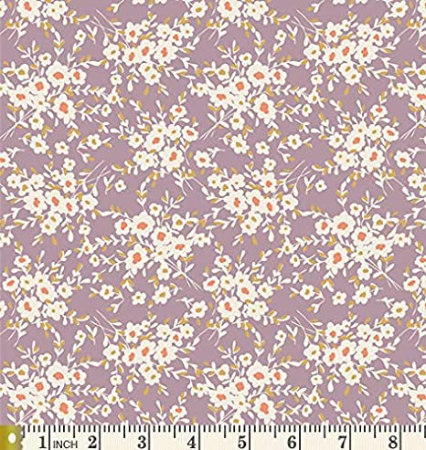 Flutter Buds 100/% Cotton Everlasting Collection by Sharon Holland Art Gallery Fabrics