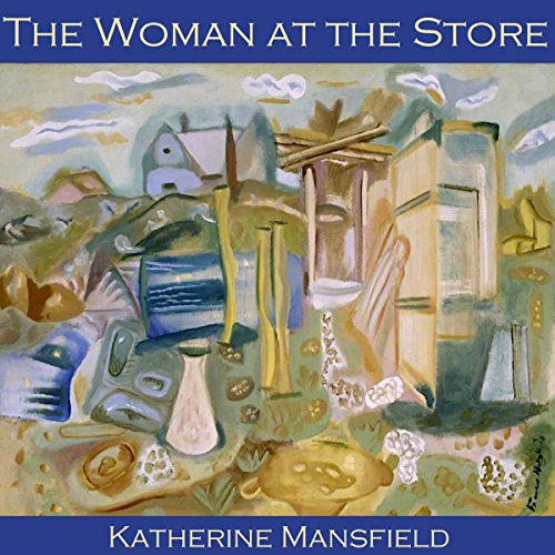 『The Woman at the Store』のカバーアート