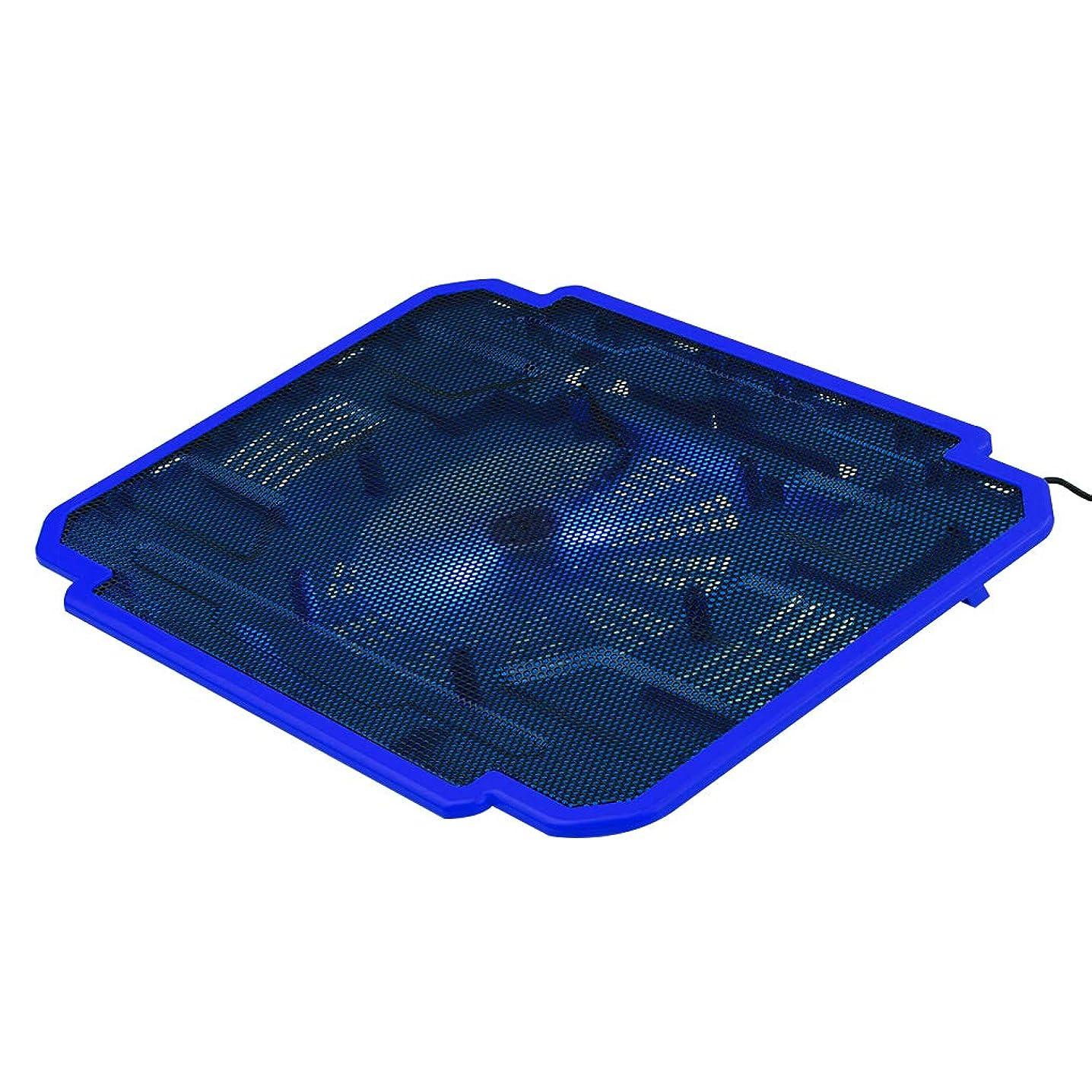 USB Cooling Fan Laptop Notebook Cooler USB External Heatsink Computer Stand High Speed Silent Cooling Pad