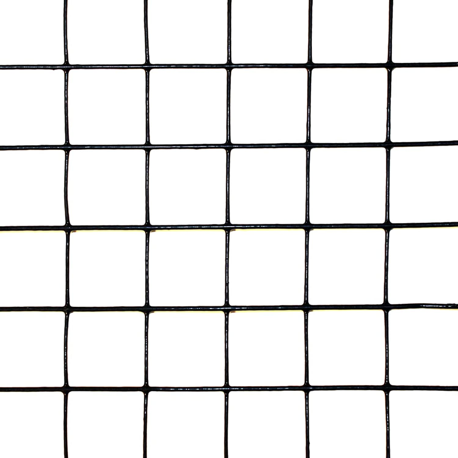 Trident Fence Lobster Trap Wire 1.5 x1.5  16 Gauge PVC Coated 2'x100' Roll