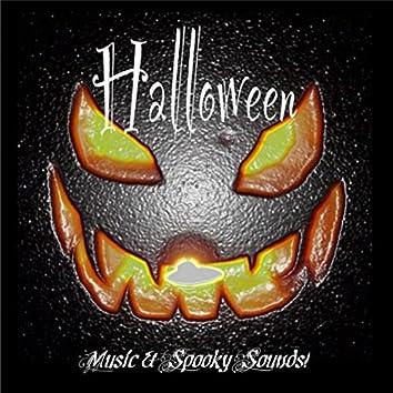 Halloween Music & Spooky Sounds!