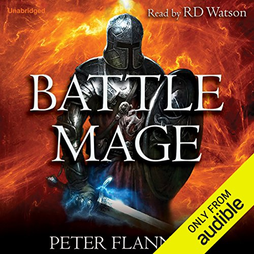 Battle Mage  By  cover art