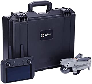 Lykus Titan MA210 Hard Case for DJI Mavic Air 2S / Mavic Air 2 Fly More Combo and Smart Controller
