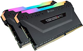 Corsair Vengeance RGB Pro Black DDR4-RAM 3600 MHz 2X 8GB módulo de - Memoria (3600 MHz)