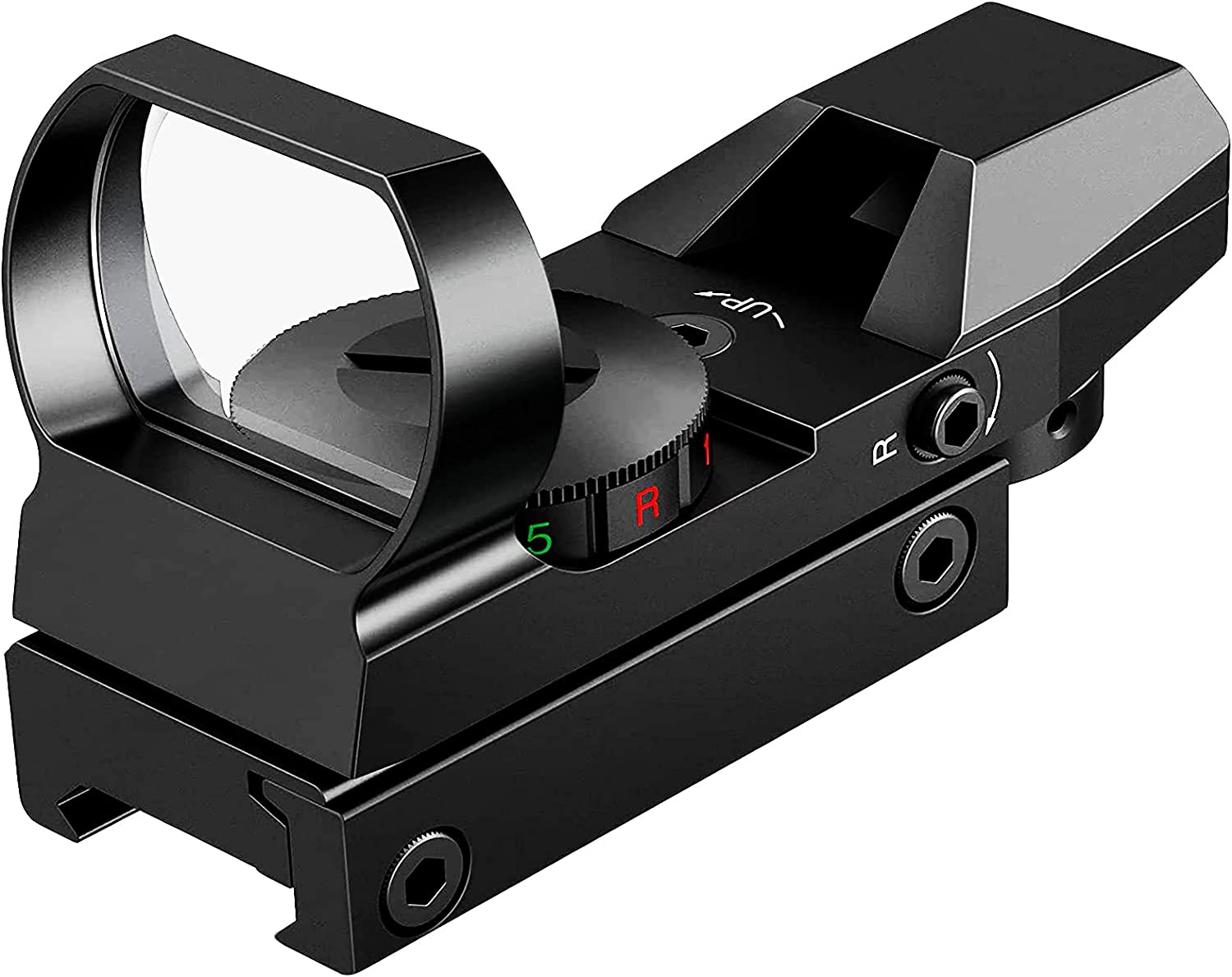 20mm Rail Riflescope 25% OFF Optics Holographic Sight 4 Reticle OFFicial Red Dot