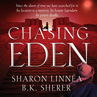 Chasing Eden audiobook cover art