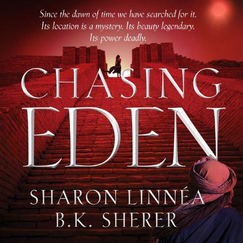 Chasing Eden  audiobook cover art