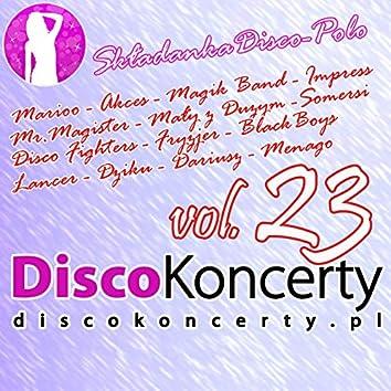 DiscoKoncerty vol. 23