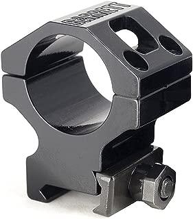 barrett 30mm scope rings